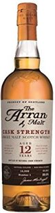 Whisky ARRAN 12 years old Cask Strenght