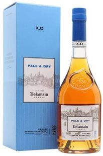 Cognac Delamain Pale and Dry XO Grande Champagne