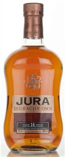 Whisky Isle of Jura aged 16 years Diurach's Own